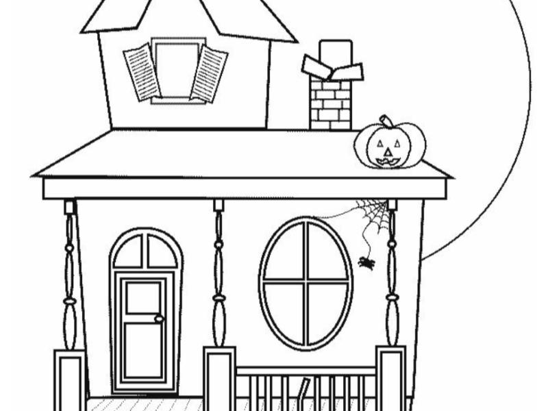 Scarica il file Casa Halloween